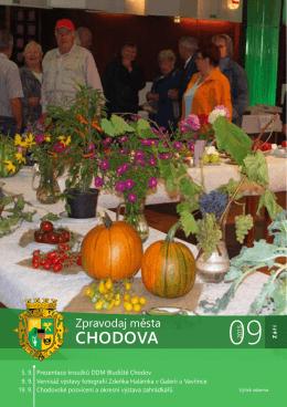 Září - KASS Chodov