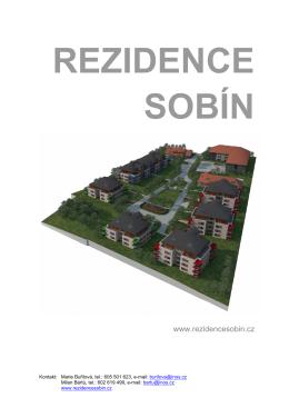 150407 REZIDENCE SOBÍN