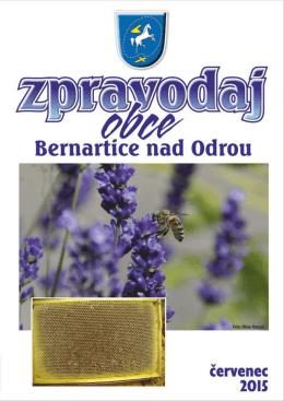PDF, 2,86 MB - Bernartice nad Odrou