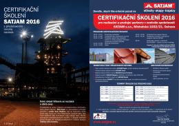 SATJAM Pozvánka školení 2016 Ostrava web