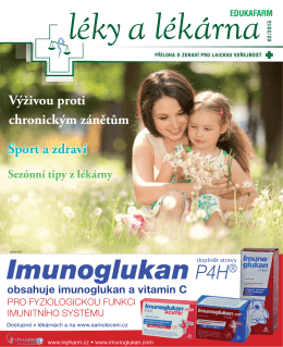 Imunoglukan P4H®