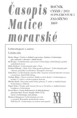 Soubor zde - Česko-lichtenštejnská komise historiků