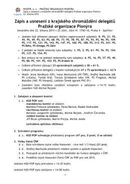 Zápis a usnesení z KSD 22.3.2015 - Servis