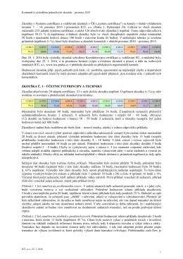 prosinec 2015 - INSTITUT CERTIFIKACE ÚČETNÍCH, as