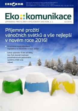 EKO‑KOMunikace 32/15 – PDF