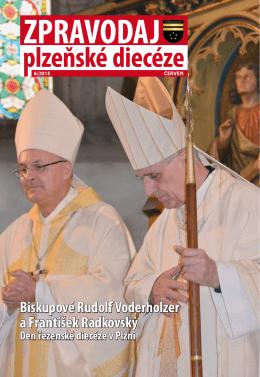 červen - Plzeňská diecéze