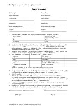 Stáhnout kupní smlouvu v PDF