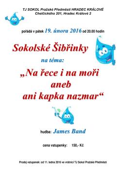 Sokolské Šibřinky - Sokol Pražské Předměstí