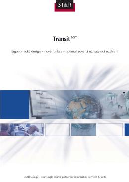 TransitNXT - STAR Czech s.r.o.