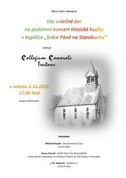 Kostelíček Starobucko 3.10.2015