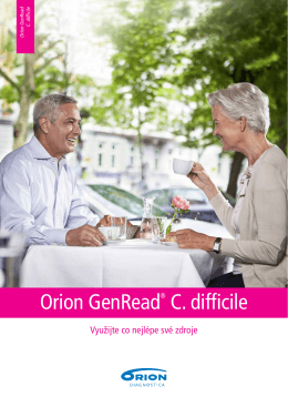 Orion GenRead® C. difficile