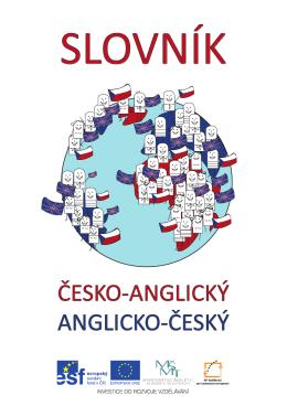 ČESKO-ANGLICKÝ ANGLICKO-ČESKÝ