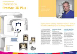 Planmeca ProMax® 3D Plus