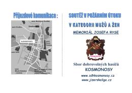 Sbor dobrovolných hasičů KOSMONOSY