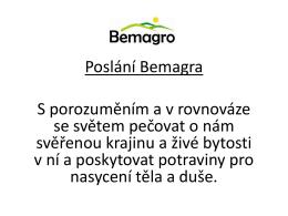 Miloslav Knížek (Bemagro Malonty, a.s.)