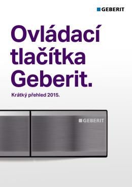 Geberit-ovladaci-tlacitka-2015 - KOUPELNY