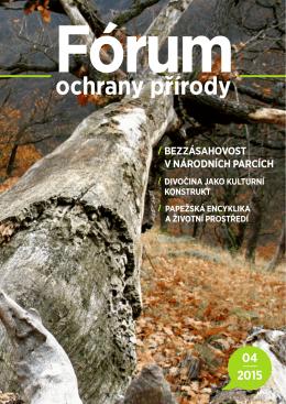 PDF verze časopisu ke stažení Zdravý ekosystém potřebuje nemocné