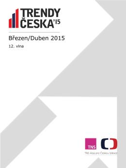 12. vlna průzkumu Trendy Česka 567.36 KB