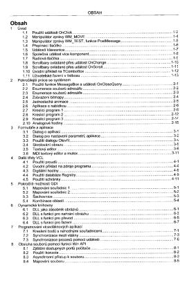 C++ Builder : resene priklady / David Matousek
