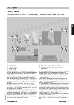 Technický list | Technická data (PDF 479 KB)