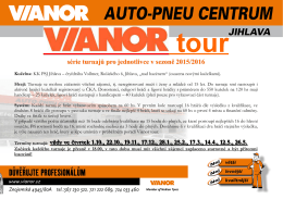 Vianor tour
