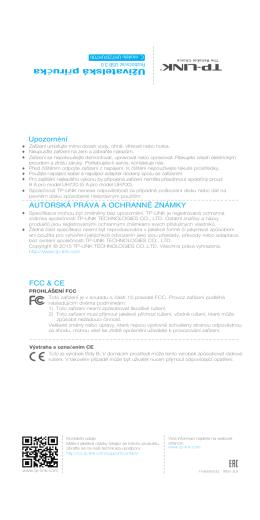 pdf [CZ] - TP-Link