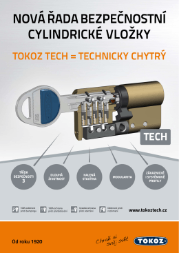 Katalogový list 2 TOKOZ TECH 300
