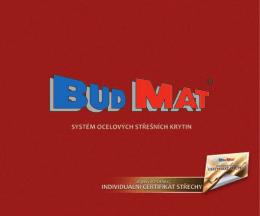 Povlaky - Budmat