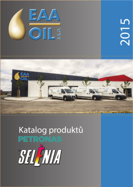 Selenia - EAA OIL sro