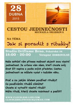 Cestou Jedinečnosti - Studio Oriflame, Brno Pekařská 24