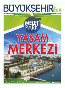 Mart Ayı Bülten 19. Sayı - Ordu Büyükşehir Belediyesi
