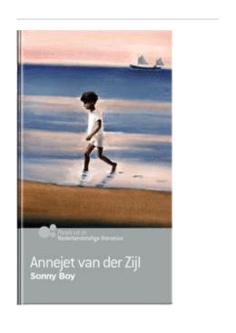 Sonny Boy by Annejet van der Zijl