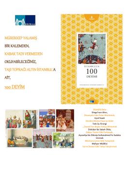 100 deyim - Kültür A.Ş