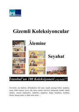 İstanbul`un 100 Koleksiyoneri