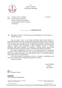Java Printing - Kilis İl Milli Eğitim Müdürlüğü