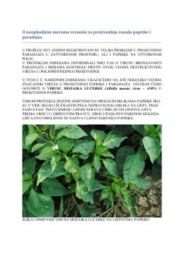 Zelena prognoza 17032016