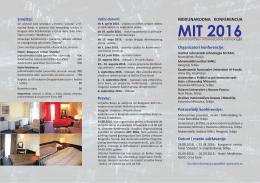 MIT 2016