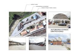 Autobuska stanica Dimitrovgrad, Balkanska br.126