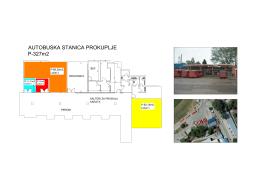 Autobuska stanica Prokuplje, Vasilija Đurovića Žarkog br.66