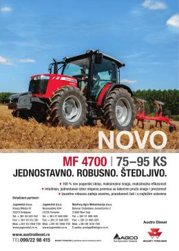 MF 4700 flajer