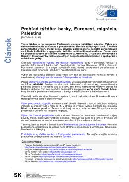 Článok - Europa.eu