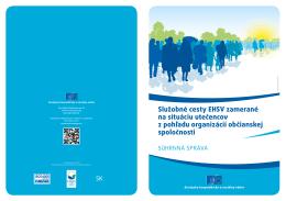 Migrácia: návrh súhrnnej správy