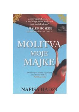 Nafisa Haji - Molitva moje majke