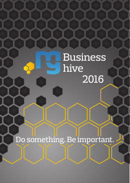 Business hive 2016