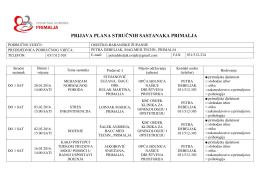 Plan stručnih edukacija za Osječko-baranjsku županiju