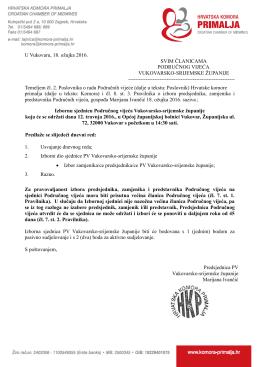 poziv - Hrvatska Komora Primalja