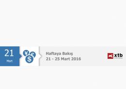 Haftaya Bakis - 21 Mart 2016
