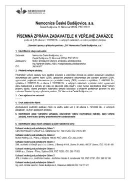 24 Písemná zpráva zadavatele § 85_signed - E