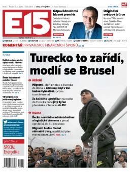 Turecko to zařídí, modlí se Brusel