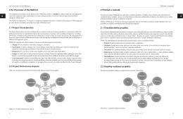 2 Přehled o metodě 2.1 Charakteristika projektu 2.2